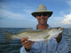 PictureCaptain Rick Spratt Charter Fishing